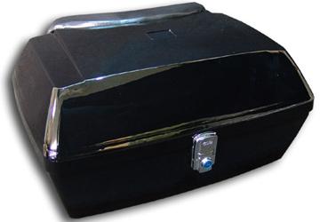 汎用 リアボックス ブラック