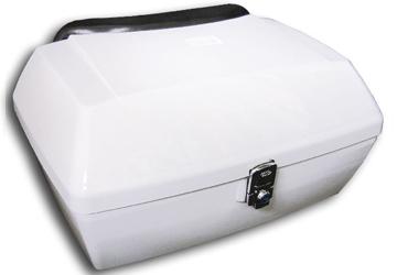 汎用 リアボックス ホワイト