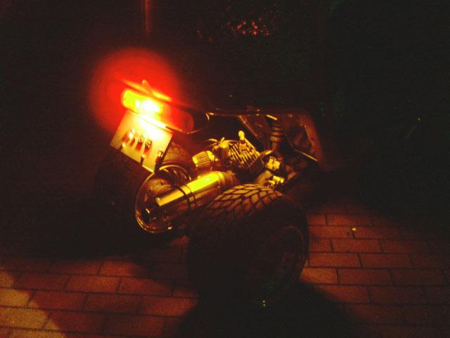 超高輝度/防水24連LEDチューブライト(イエロー発光)