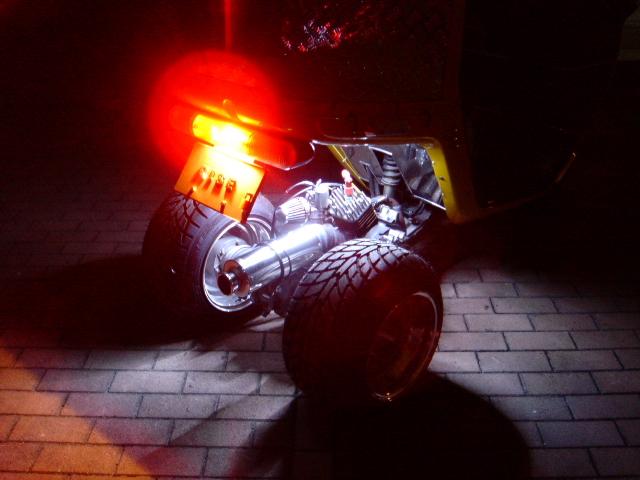超高輝度/防水72連LEDチューブライト(ホワイト発光)