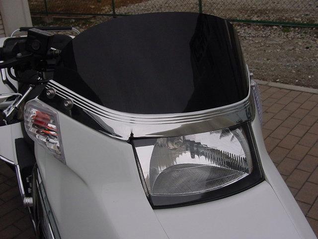 フュージョン用(MF02):マルチリフレクターヘッドライト