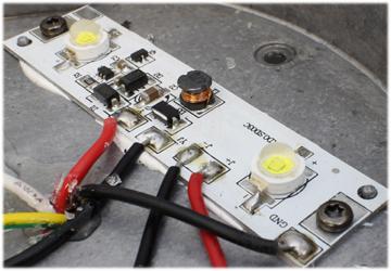 5LEDヘッドライト LEDチップ 詳細