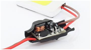定電流回路を搭載