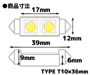 T10×36mm2連