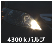 ポジションランプ/4300k