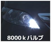 ポジションランプ/8000k