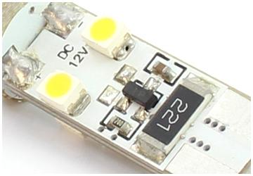 キャンセラー内蔵LEDバルブ