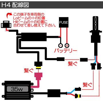 H4配線図