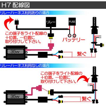 H7配線図
