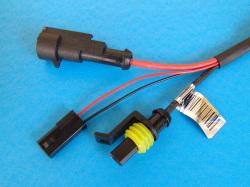 汎用バイクパーツ:35W HID用バーナー PH7 Hi/Low切り替え式